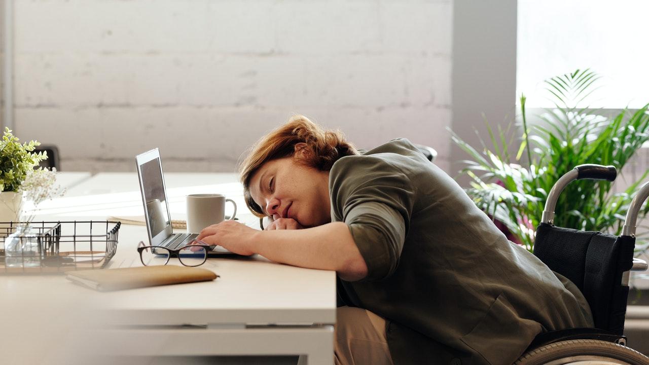 Søvnunderskud